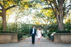 Fall Meridian Hill Park Engagement Session   Nikki Schell Photography