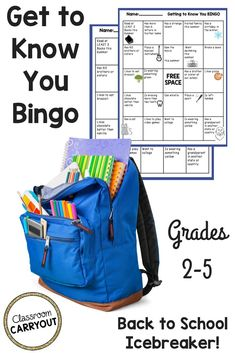0b254b4f49c3 Back to school icebreaker that will get your students moving around the  classroom! Students take
