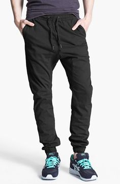 ZANEROBE 'Sureshot' Slim Tapered Leg Jogger Chinos available at #Nordstrom