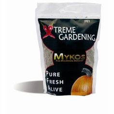 RTI Xtreme Gardening 4403 Mykos Mycorrhizae Granular, 20-Pound by Xtreme Gardening. $121.15. Healthier root development. Inoculation of all new roots. Increased growth. Faster germination. Larger yields and more nutrient-dense harvests. Mykos wettable powder is refined to provide an effective inoculant that may be injected through a sprayer, applied in hydroponic reservoirs and used as a seed or cloning treatment.  Benefits include: faster germination, inoculation of...