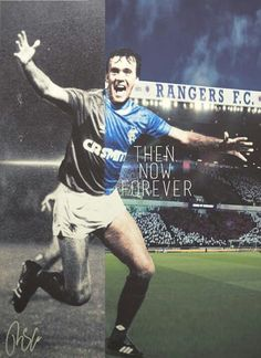 Davie Cooper Rangers Football, Rangers Fc, Robert Burns, Football Pictures, Now And Forever, Great Team, Soccer Players, Glasgow, My Hero