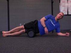Self-myofascial release (aka foam rolling) is a fancy term for self-massage to release muscle tightness or trigger points. This method can be performed with a foam roller, lacrosse ball, Theracane, or your own hands. By applying pressure to specific points on your body you are able to aid in the recovery of muscles and assist in returning them to normal function. Normal function means your muscles are elastic, healthy, and ready to perform at a moment's notice.