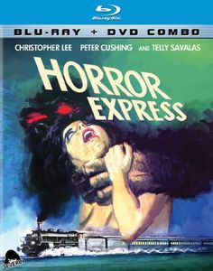 cool Horror Express (Blu-ray / DVD Combo) Get this Movie here! http://www.blurayflix.com/shop/blu-ray-movies/horror-express-blu-ray-dvd-combo/