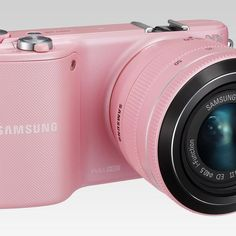 Samsung Ditches Hard Buttons on NX2000 Mirrorless Camera
