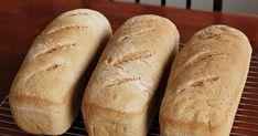 Grove brød helt uten hele korn eller frø som er veldig enkle å lykkes med. Etter beregning i brødskala-kalkulatoren på Opplysningsk. Korn, Food And Drink, Lunch, Bread, Baking, Blouse, Eat Lunch, Brot, Bakken