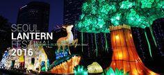 Festival de lanternas em Seul 2016