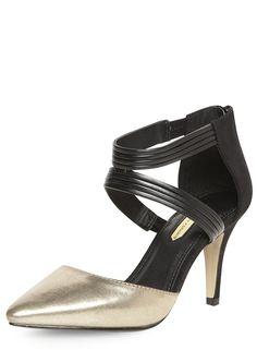 21 zapatos con mucho estilo por menos de 40 euros. Zapatos Dorados ... d73d23709223