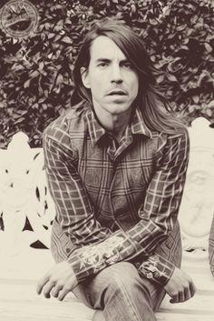 Anthony Kiedis- a beautiful man
