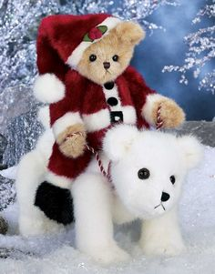 Bearington Christmas Bears Product Detail - Fall 2014 Limited Edition  bearingtoncollection.com