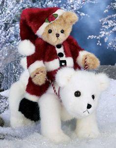 Bearington Christmas Bears Product Detail - Fall 2014 Limited Edition  bearingtoncollection.com