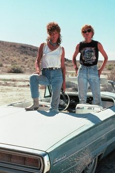 Why Thelma & Louise