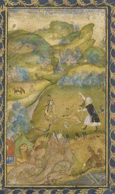 India - Layla and Majnun