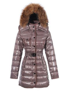 Moncler jacken sale - Moncler Lange Armoise Damen Fur Collar Daunenjacken  Stil Long Jackets, Jackets 9bab4cd2029