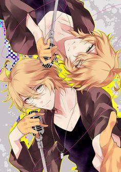 Natsuki and Satsuki, uta no prince sama
