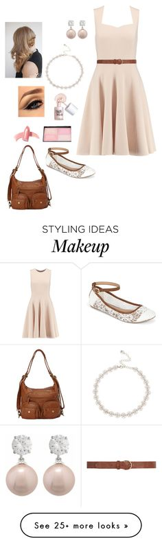 """""""Out and about"""" by goddessofbacon on Polyvore featuring Michael Kors, Dorothy Perkins, Call it SPRING, Lipsy, Benefit, Givenchy and Elizabeth Arden"""