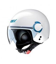 Caschi Jet per moto e scooter con visiera. Prezzi shop online Super-bike Scooter, Super Bikes