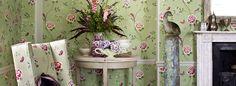 Sanderson - Richmond Hill Wallpapers