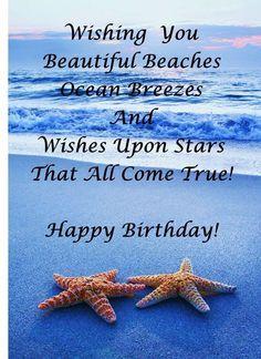 Beach Birthdays
