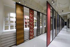 Kamism showroom design by Ichiro Nishiwaki, Tokyo – Japan » Retail Design Blog