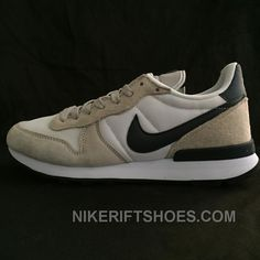 online retailer 03497 64f6c New Arrival 2015 Fashion Nike Internationalist Running For Womens On Sale  Gray Black Suede, Price   85.00 - Nike Rift Shoes