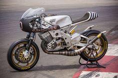 Yamaha RD400 Cafe Racer – Roland Sands Design