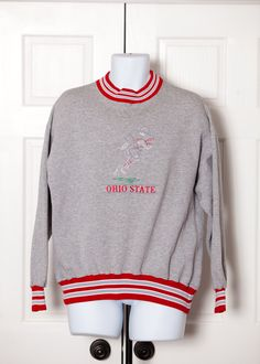 A personal favorite from my Etsy shop https://www.etsy.com/listing/453898454/vintage-80s-90s-ohio-state-football