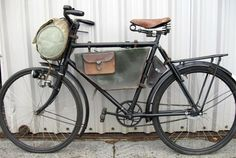 Swiss Army Militarvelo Bicycle