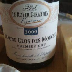 Bourgogne 1er cru. Belle robe !