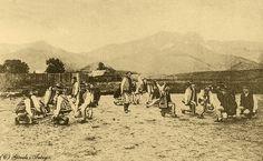 Tatry, tajec zbójnicki górali - Górale i Tatry na starych fotografiach