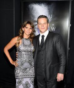 Matt Damon at Jason Bourne Premiere in Las Vegas 2016 | POPSUGAR Celebrity UK