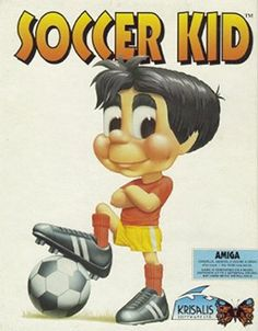 Soccer Kid - Amiga 500