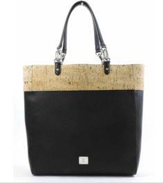 dc46e269f3cc Ralph Lauren Handbag Hanway Leather Tote Cork N S Shoulder Bag Purse New   LaurenbyRalphLauren