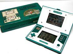 Nintendo Game & Watch Multi Screen Green House GH-54 Boxed MIJ Free Shipping!_80 #Nintendo
