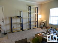 Megan Josh of Two Live Colorfully get creative with Ikea's unfinished solid pine - IKEA