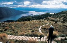 The 60 kilometer Kepler Track rewards serious hikers with full-strength high country scenery. Description from nbcnews.com. I searched for this on bing.com/images
