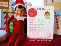"Photo 1 of 15: Elf on the Shelf North Pole Breakfast / Christmas/Holiday ""Elf on the Shelf North Pole Breakfast"" 