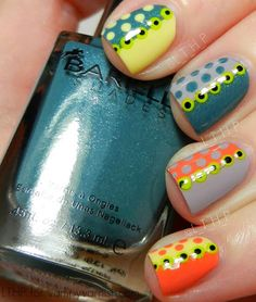 Mod Dots with Barielle LTHP for @Kelly K.