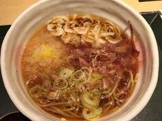 白エビ蕎麦@上野