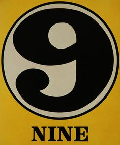 Nine, 1965. Kunstmuseen Krefeld;