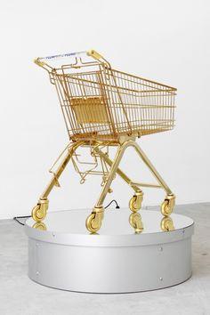 Design by Sylvie Fleury.
