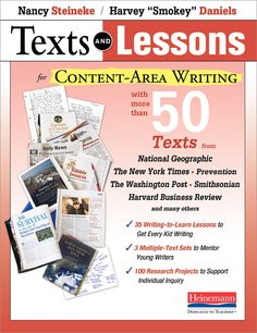 With More Than 50 Texts from National Geographic, The New York Times, Prevention, The Washington Post, Smithsonian, Harvard Business Review and Many Others