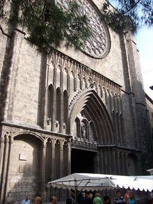 Barrio Gótico de Barcelona - Wikipedia, la enciclopedia libre