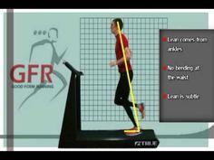 Jogging form. Is it sad that I had no idea how to jog...