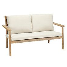 Buy John Lewis Croft Collection Islay Outdoor Sofa Online at johnlewis.com