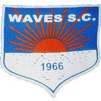 1966, La Cure Waves SC (Mauritius) #LaCureWavesSC #Mauritius (L22343)