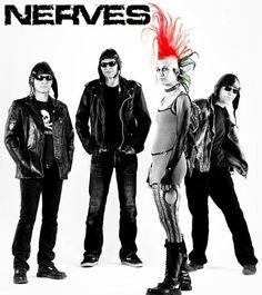 Check out THE NERVES on ReverbNation