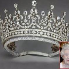 Queen Elizabeth's Crown.