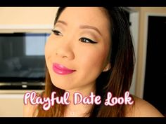 Playful Date Look Tutorial