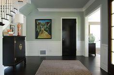 Black Doors Design Ideas, Pictures, Remodel, and Decor