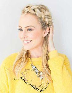 20 Bilder von langen Haaren Ideen für Frauen